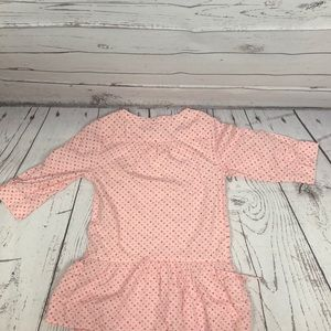 Old Navy Shirts & Tops - Old Navy Girls Pink Quarter Sleeve Top